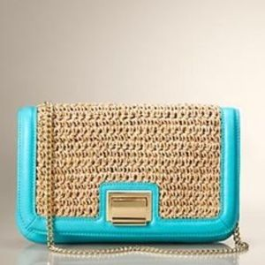 🌺LIKE NEW crossbody bag/ clutch🌺